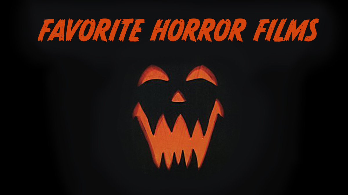 Let's Talk About... My All-Time Favorite Horror Films!