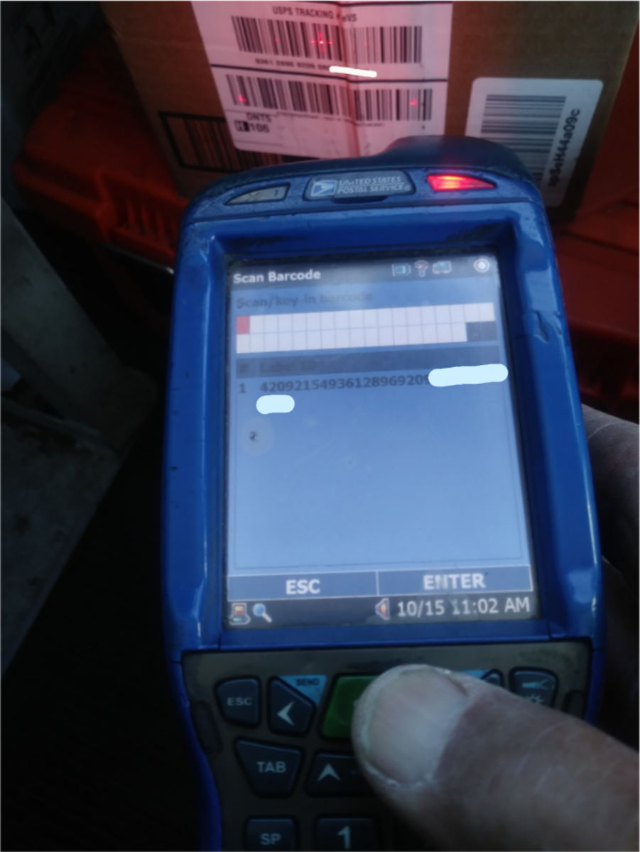 Postal Mdd Scanner Tips and Tricks for the New and Frightened City Carrier Assistant and Rural Carrier Associate