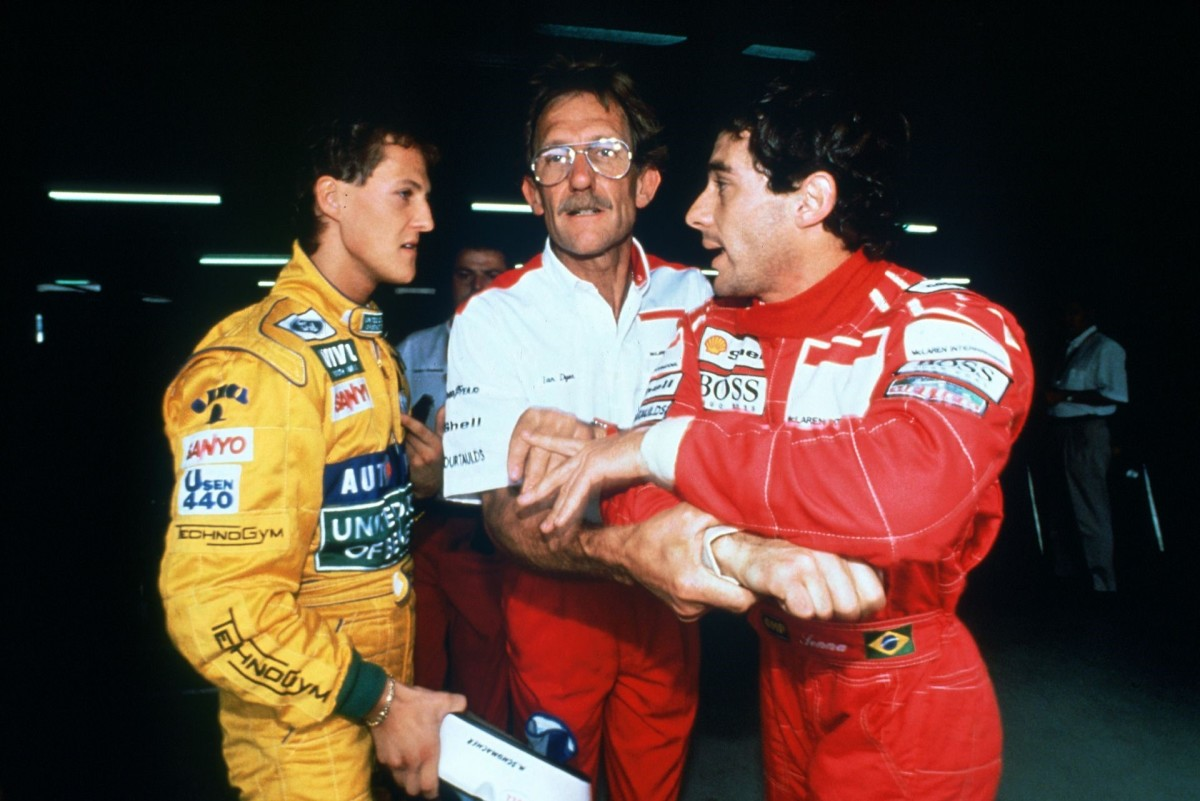 Michael Schumacher and Ayrton Senna – The Duel That the World Lost
