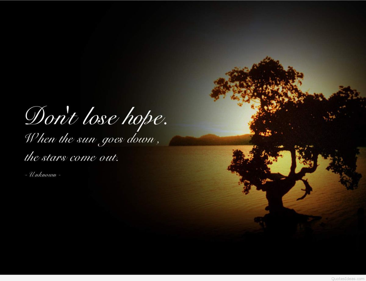Hopes for your life
