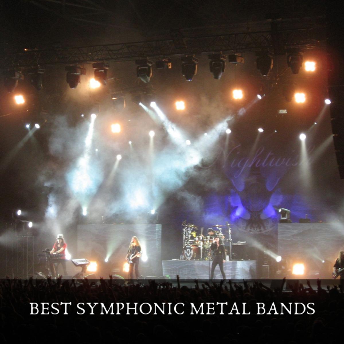 100 Best Symphonic Metal Bands