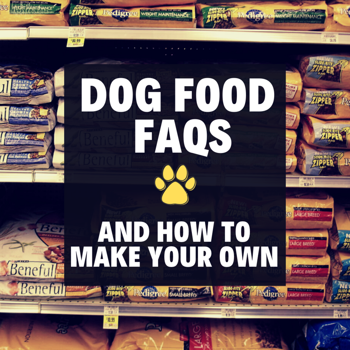 How to Find a Good Dog Food (Or Make Your Own)