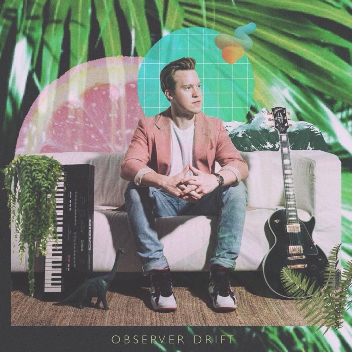 #Synthfam Interview: Observer Drift (Collin Ward)
