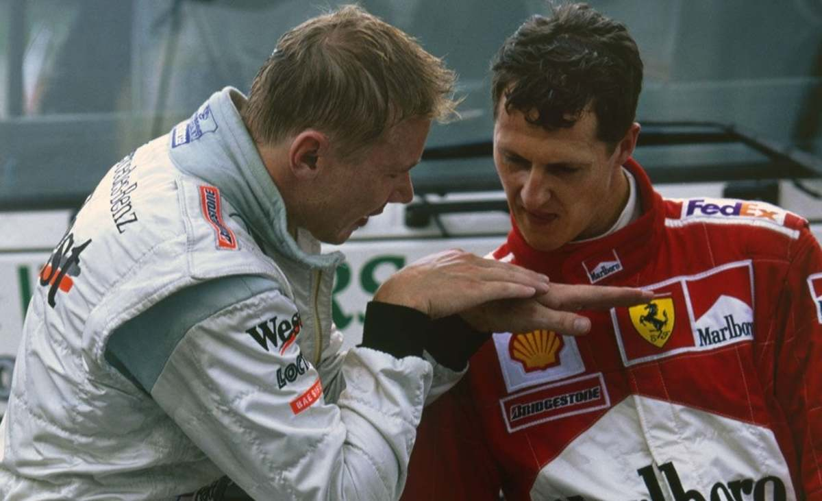 Michael Schumacher – The Lone Warrior Against the McLarens