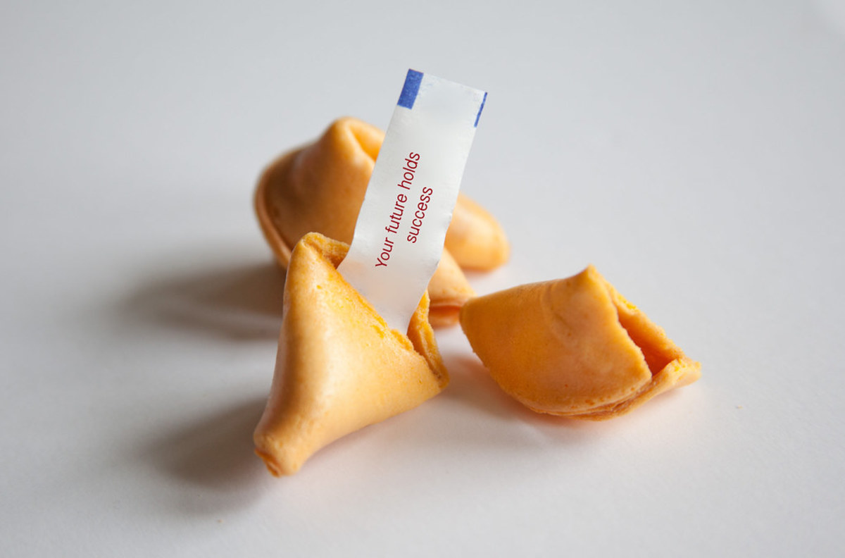 """""""Fortune Cookie - Success"""" by Flazingo Photos is licensed under CC BY-SA 2.0"""