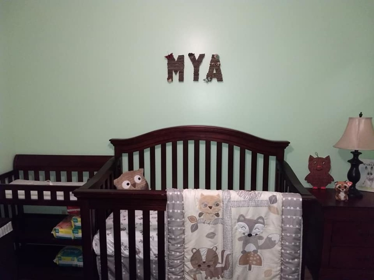Tips to DIY Your Baby Nursery