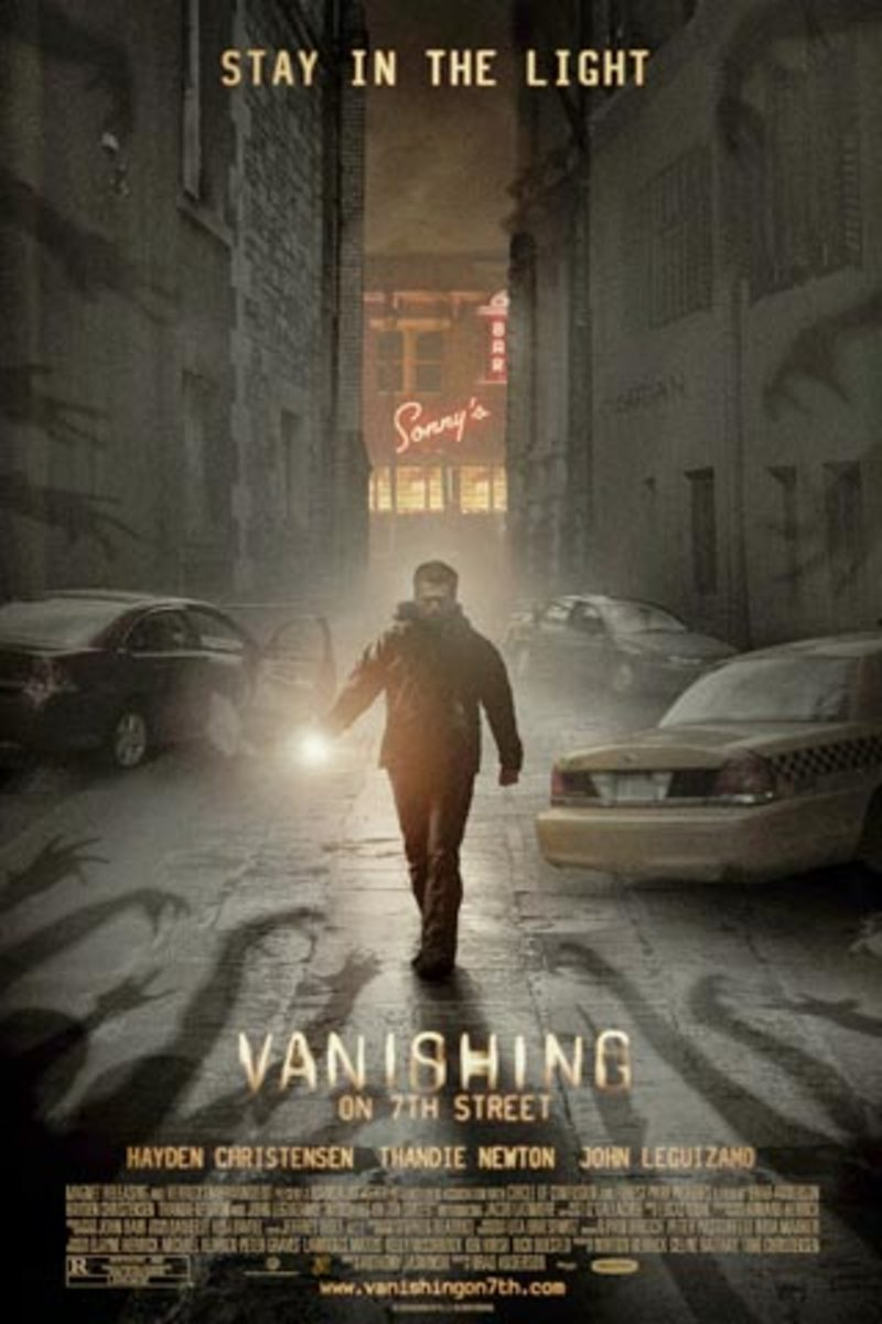 Should I Watch..? 'Vanishing On 7th Street'