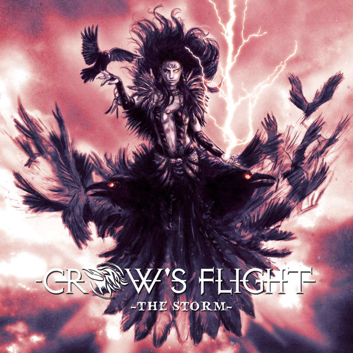 "Crow's Flight, ""The Storm"" Album Review"