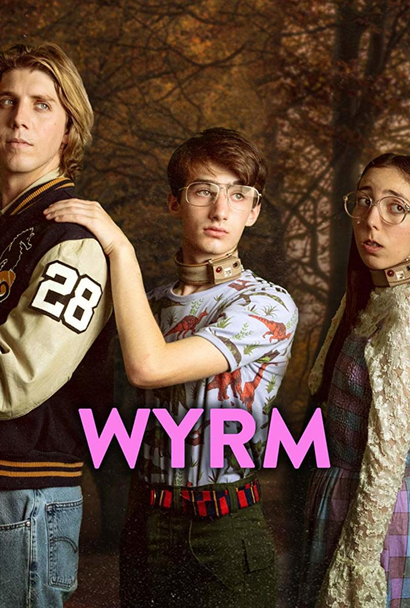"The unofficial poster for Christopher Winterbauer's ""Wyrm."""