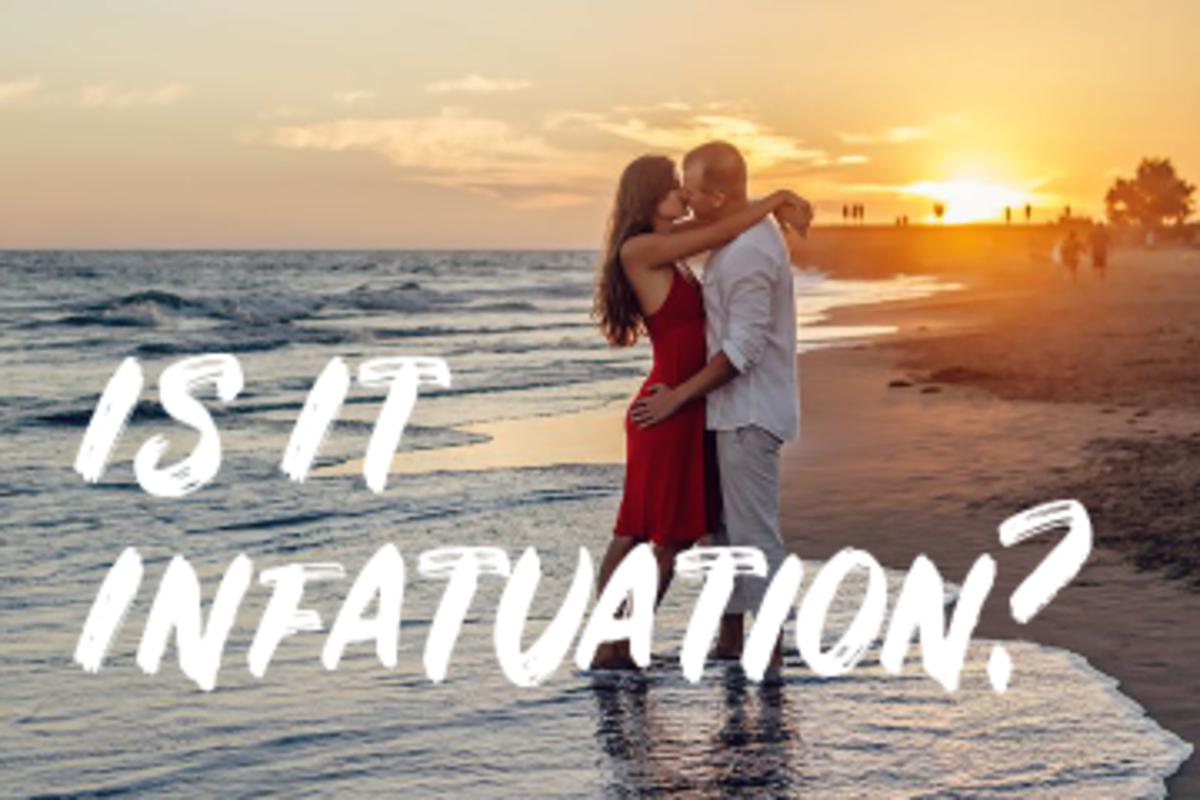 Poem: Is it Infatuation ?