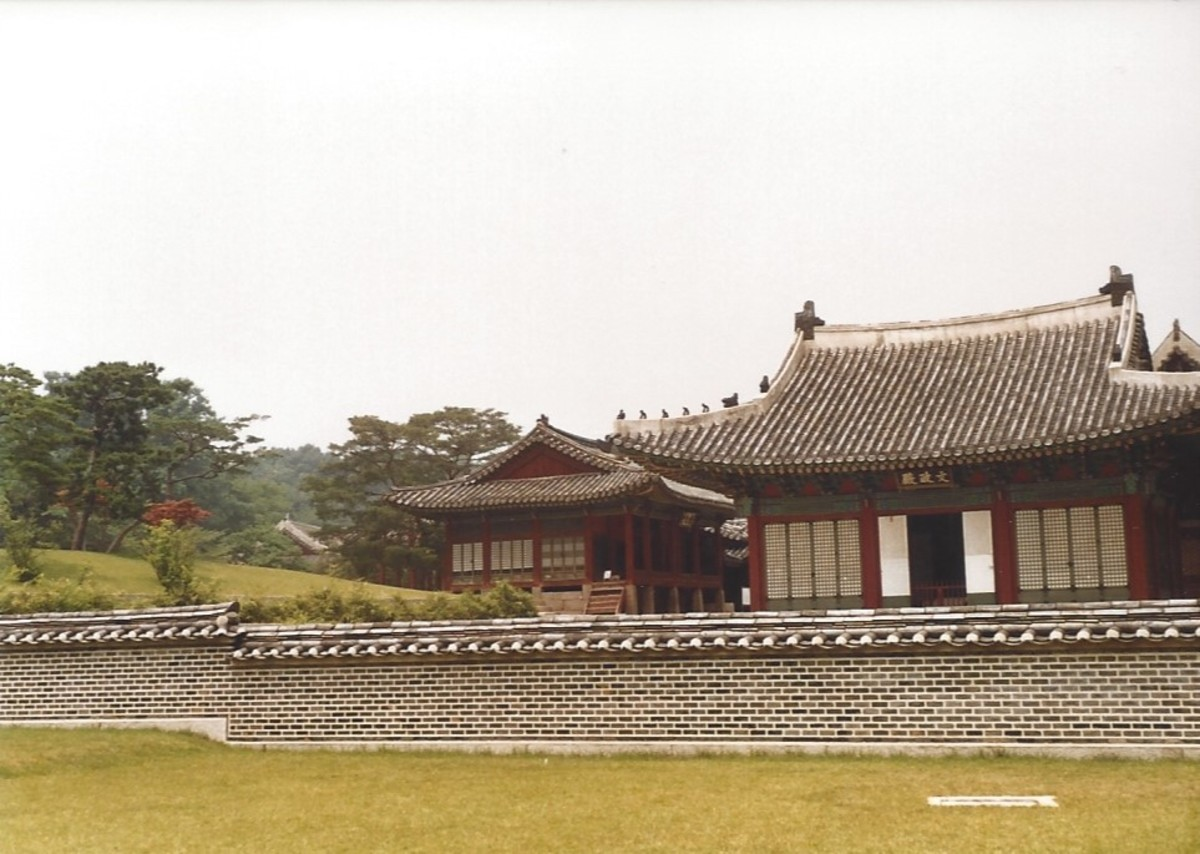 Korean Vacation – 1991