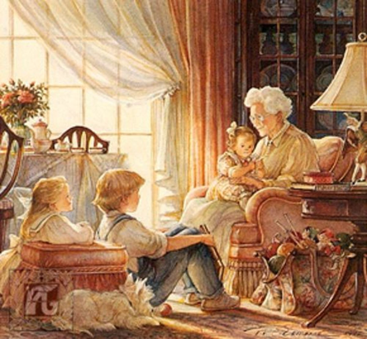Granny's Tales: The Stories of Childhood: Rupert's Wisdom