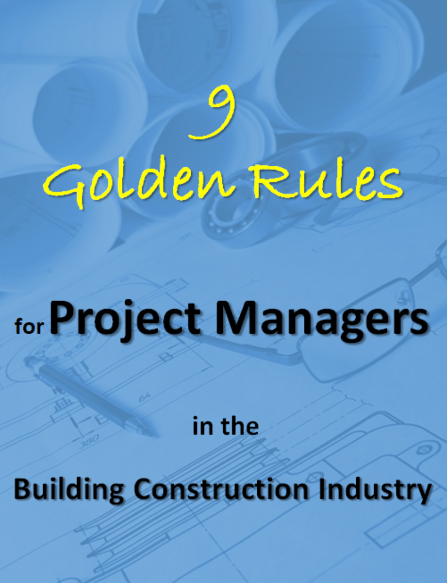9 Golden Rules for Project Managers in the Building Construction Industry