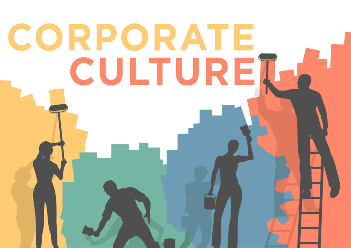 An Exercise in Defining Corporate Culture