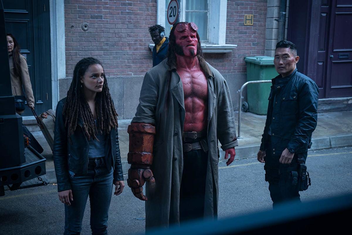 Hellboy (2019) Movie Review