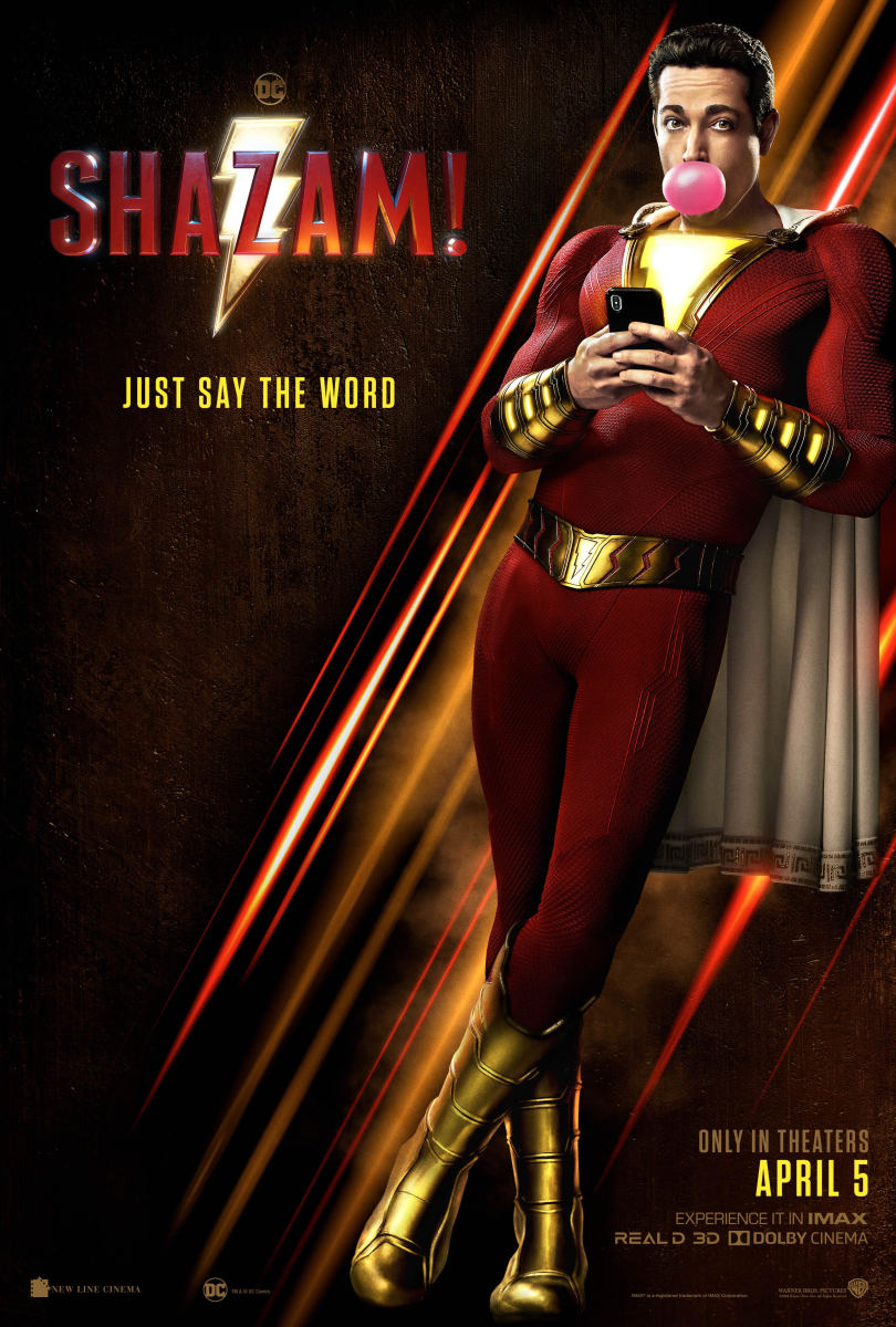 New Review: Shazam! (2019)
