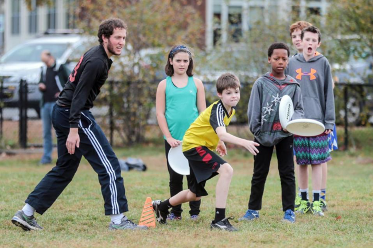 Why Children Should Play Ultimate Frisbee