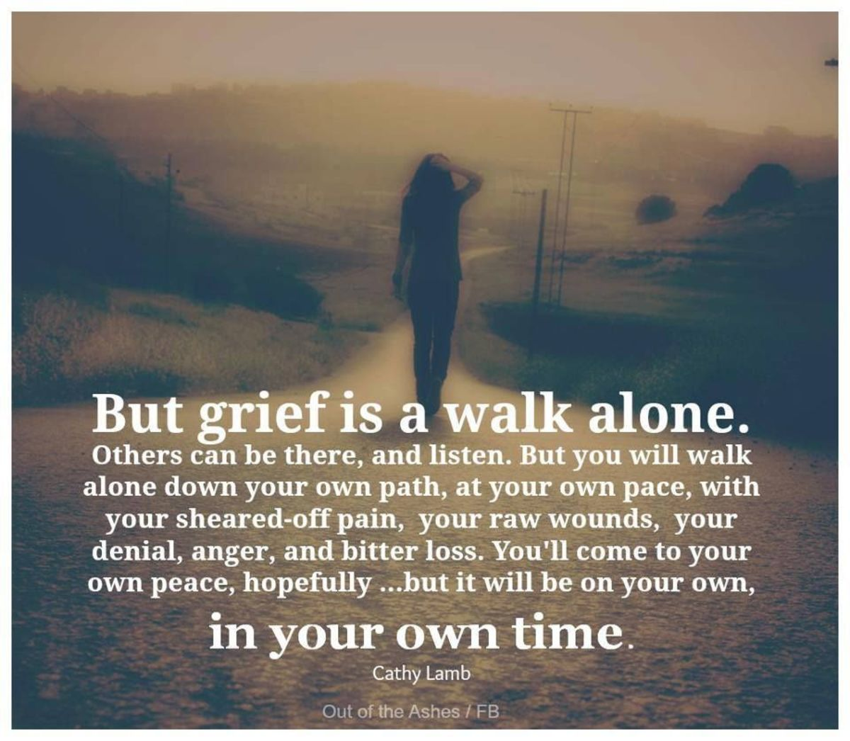No Guide to Grief, Lovingly Dedicated to All Who Have Lost Loved Ones