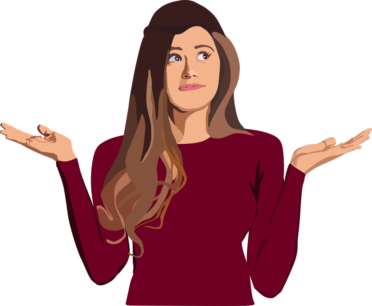 What Does the Shoulder Shrug Mean? | Owlcation