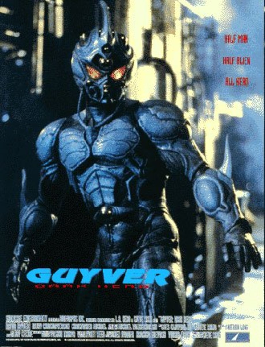 Should I Watch..? 'Guyver: Dark Hero'