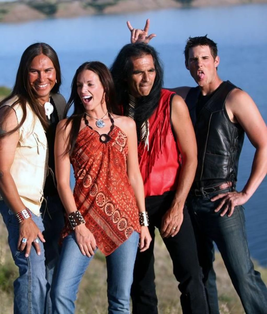 11 Best Native American Rock Bands | Spinditty