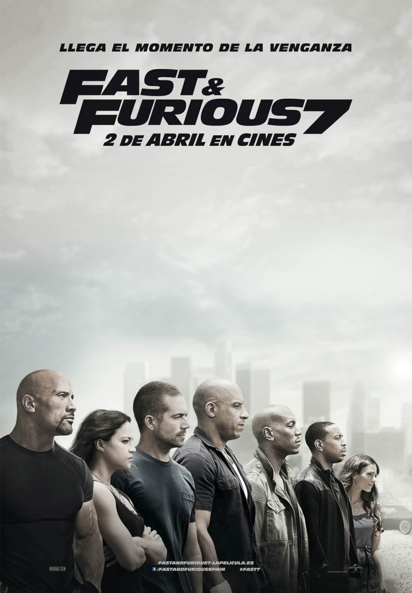 Should I Watch..? 'Fast and Furious 7'