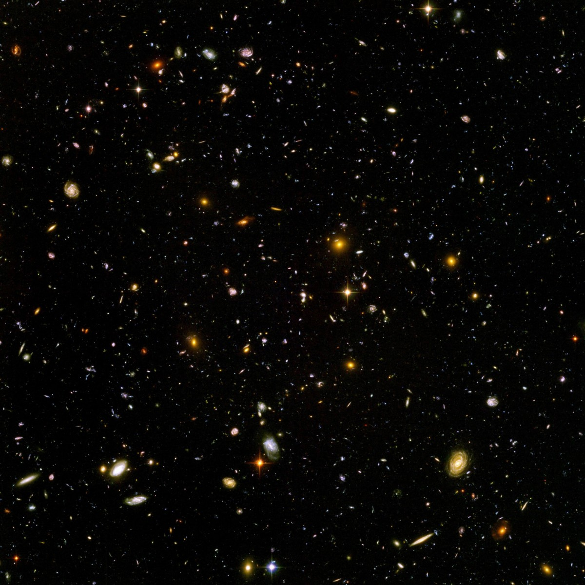 Long Live the Universe, A Poem