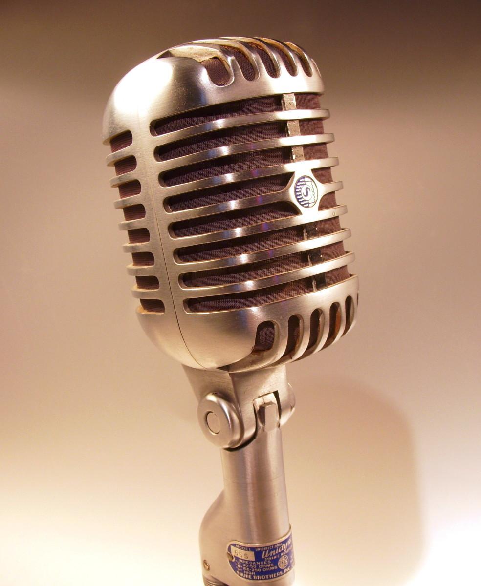 That Voice!
