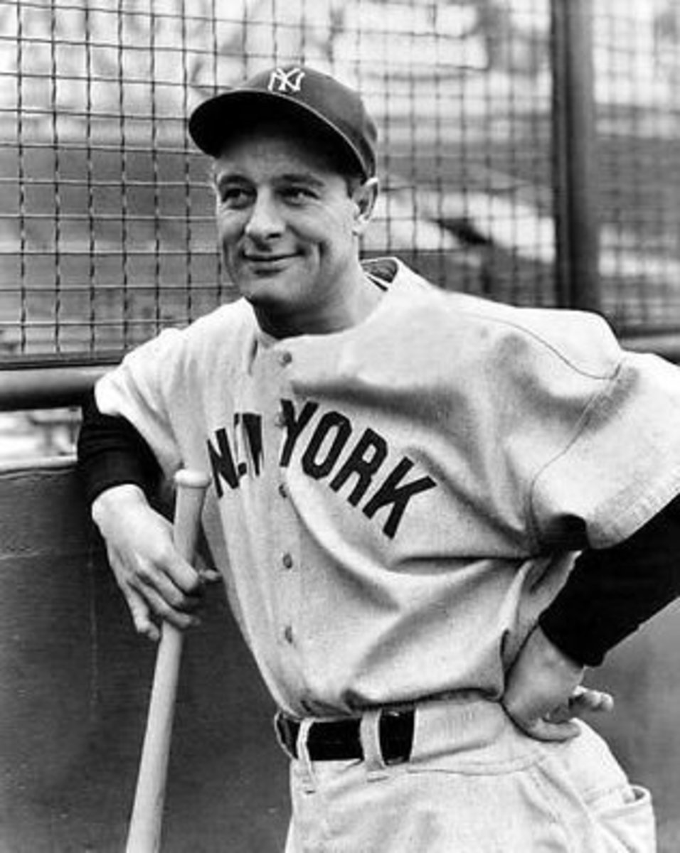 Ten Things You Didn't Know About Lou Gehrig