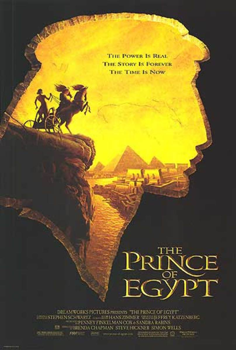 A Slight Argument for the Casting in 'The Prince of Egypt'