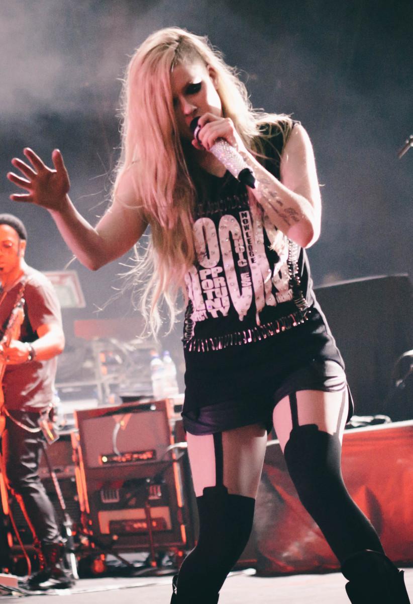 25 Favorite Avril Lavigne Songs