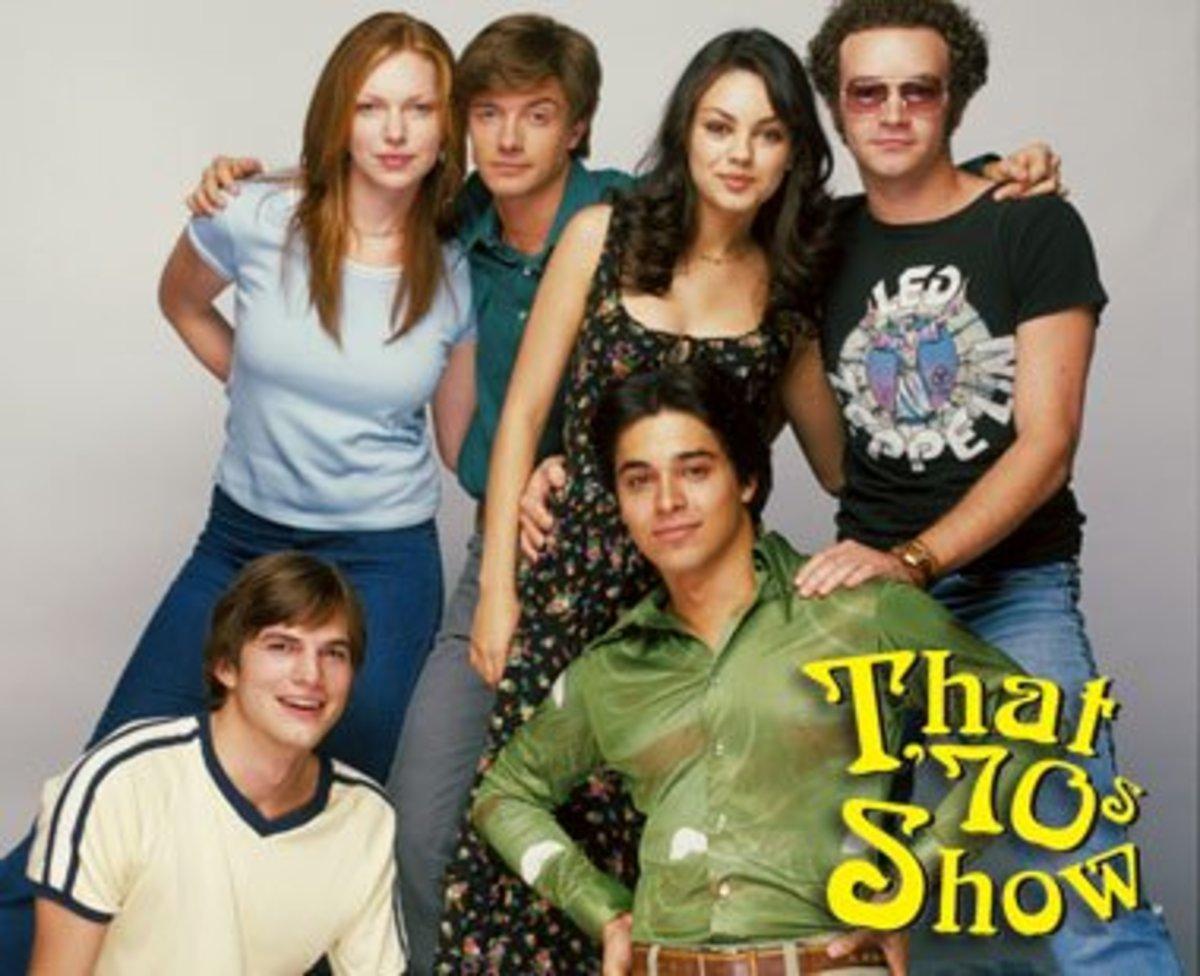 Show actors 70 'That '70s