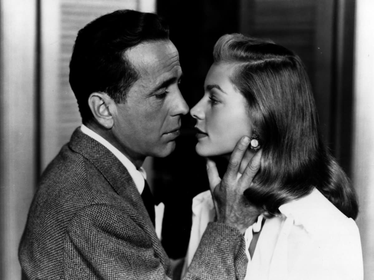 Bogie and Bacall. Nothing else more to say.