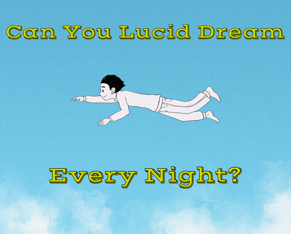 Find out if it's possible to lucid dream every night!