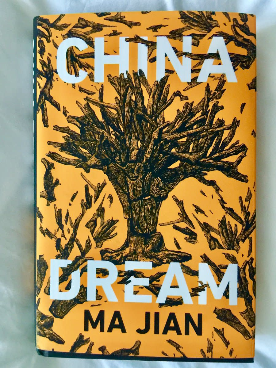 Ai Weiwei's Cover art of Ma Jian's China Dream.