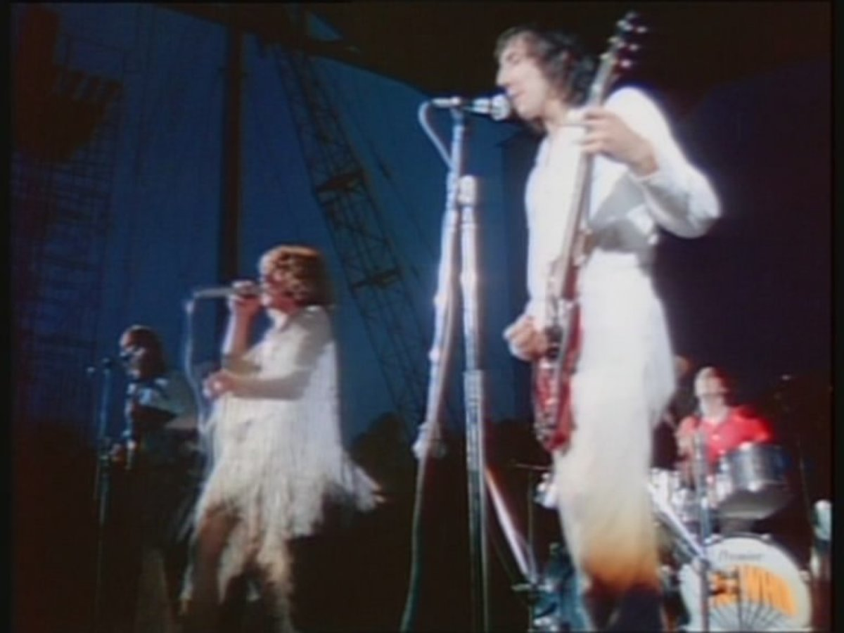 Woodstock Performers The Who Spinditty
