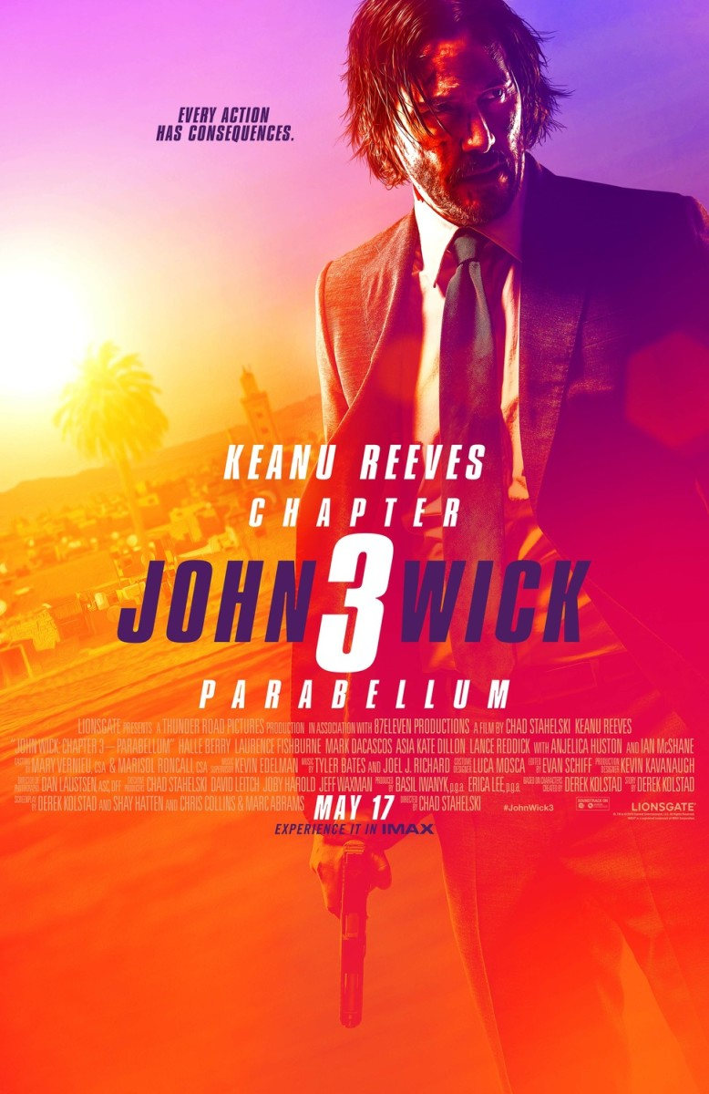 "Movie Review: ""John Wick: Chapter 3 - Parabellum"""