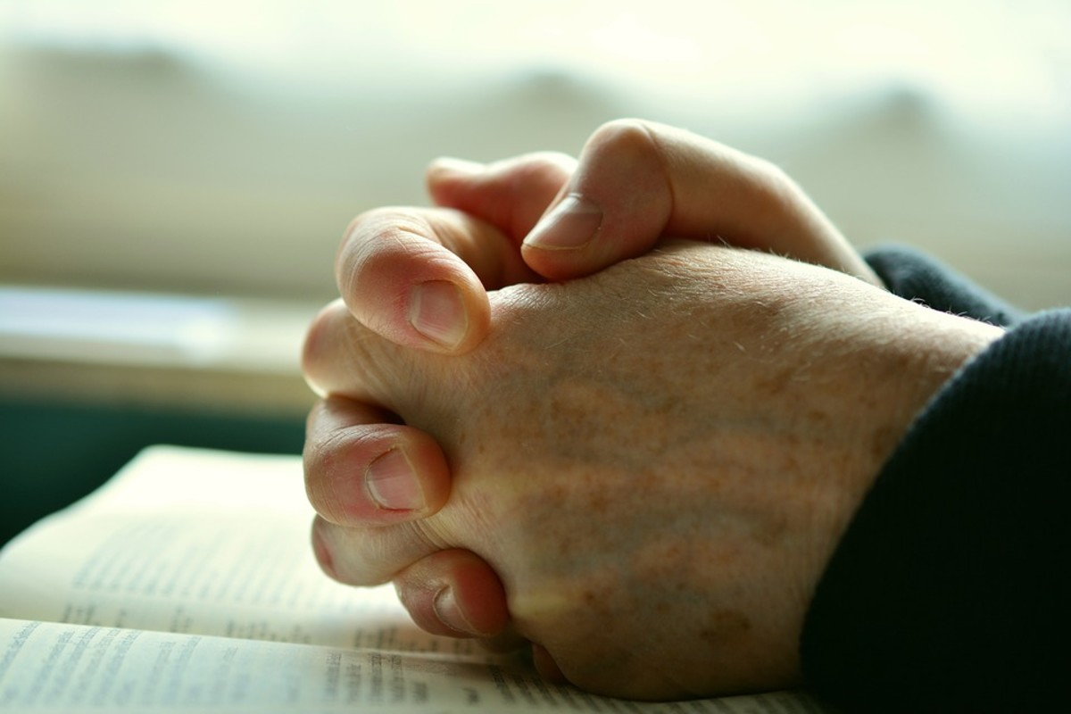 The Role of the Trinity in Prayer