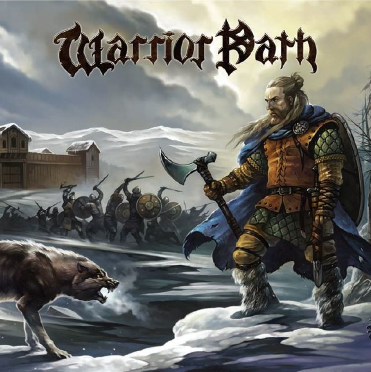 Warrior Path CD cover