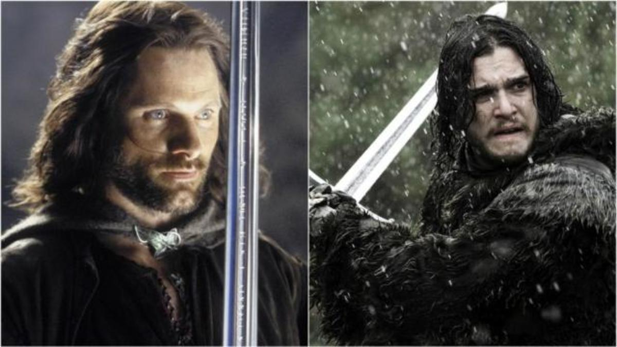 Cross-Franchise Character Analysis: Jon Snow and Aragorn, the Hidden Kings