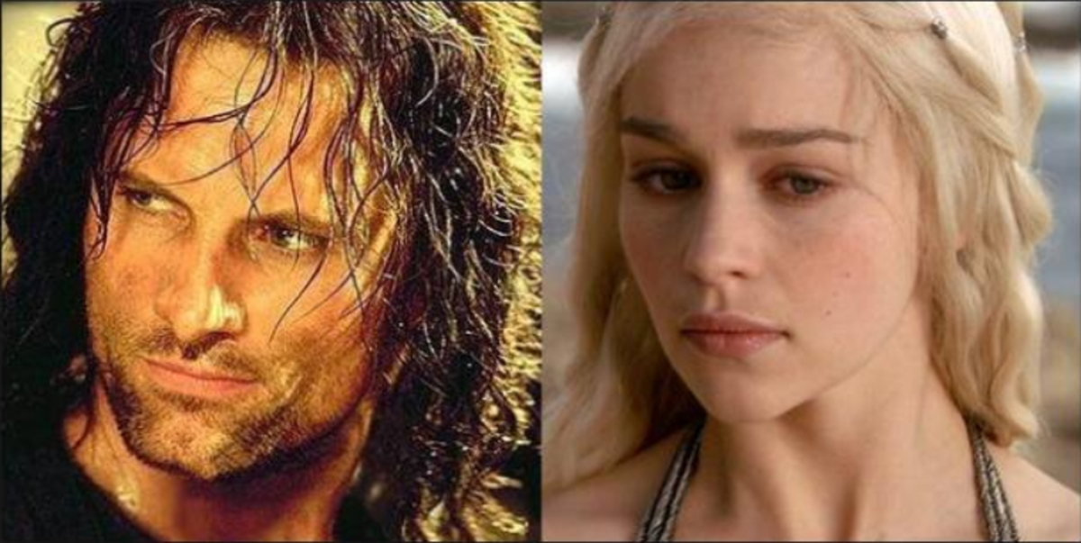 Cross-Franchise Analysis: Daenerys and Aragorn, Exile Legacies