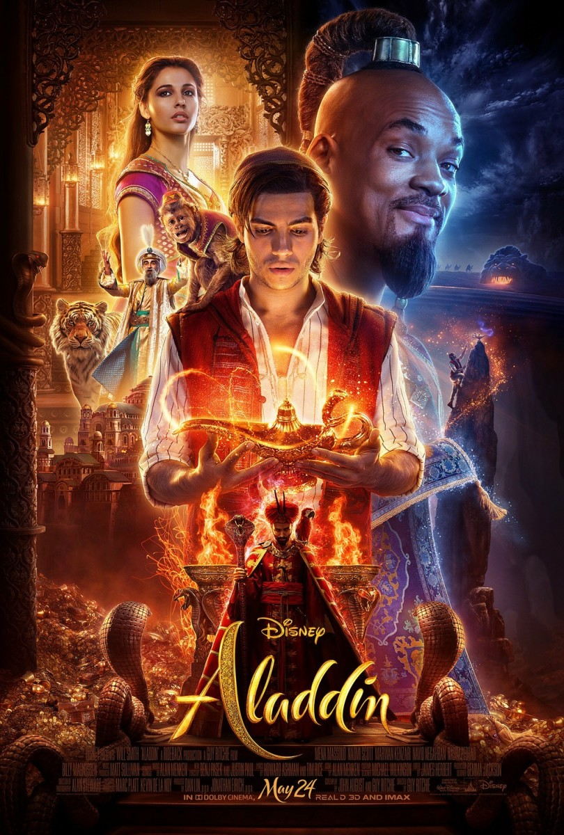 "Movie Review: ""Aladdin"""