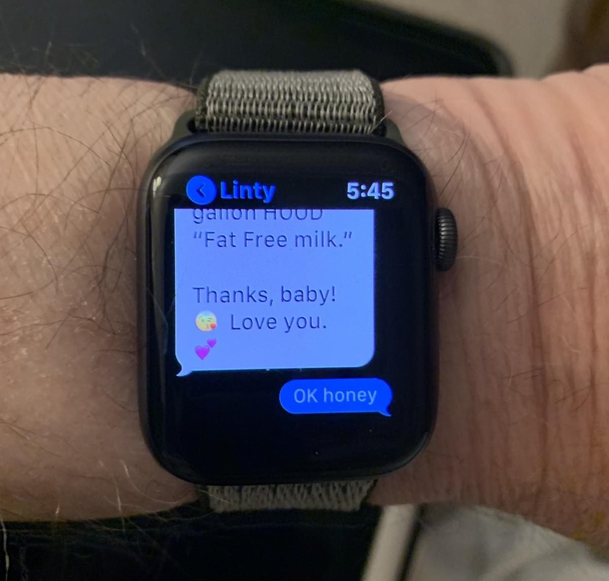 Choosing an Apple Watch