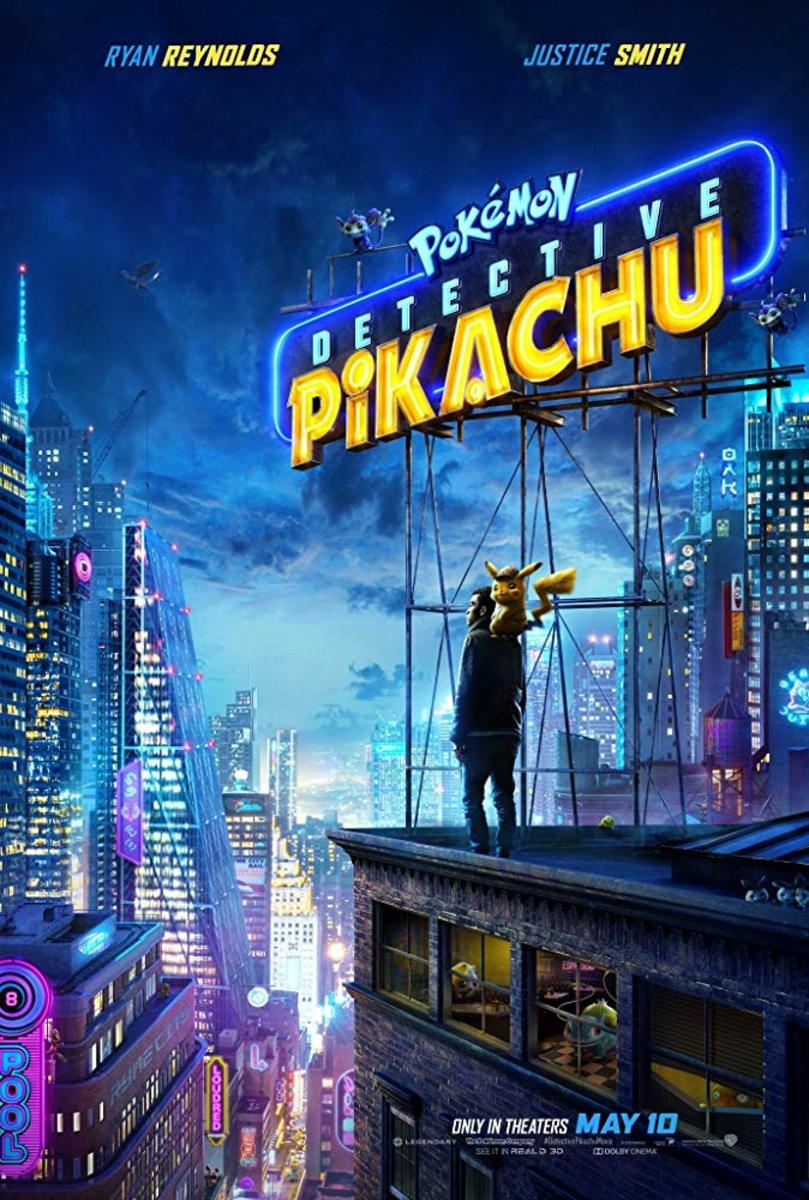 'Pokemon Detective Pikachu' (2019) Movie Review