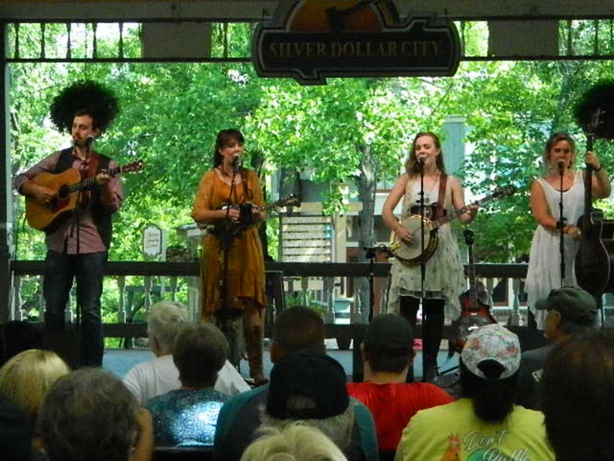 Southern Raised: My Favorite Bluegrass Group