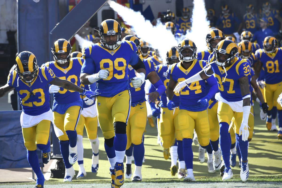 15 Best Running Backs for the Los Angeles Rams