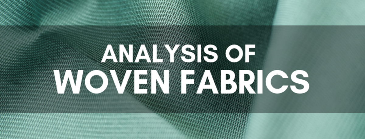 How to Analyze a Woven Fabric