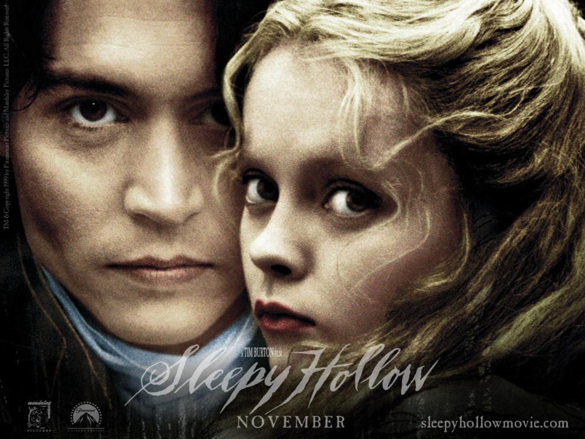 """""""Sleepy Hollow"""" (1999): Ichabod Crane: The Unlikely Hero"""