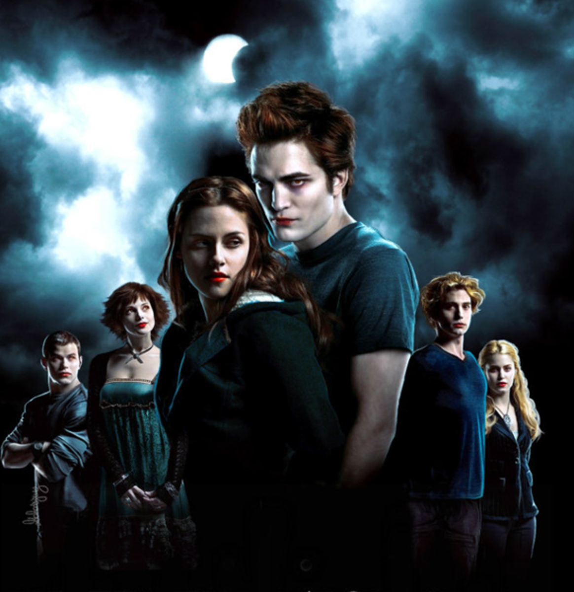 Where is the cast of the Twilight films at now?