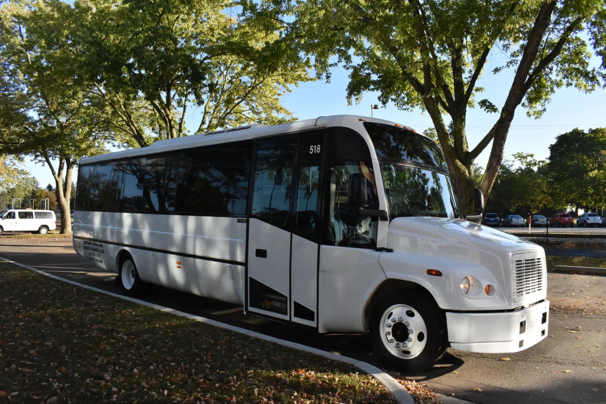 Tour Bus - Beyond Horizons Tour & Travel